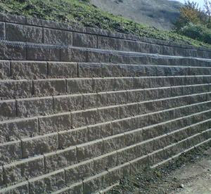 Segmental Retaining Wall Design Foundation Engineering